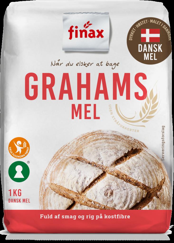 Dansk Grahamsmel