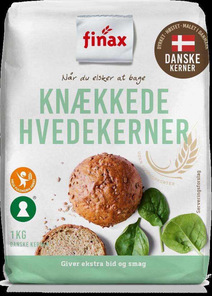 Danske Knækkede Hvedekerner