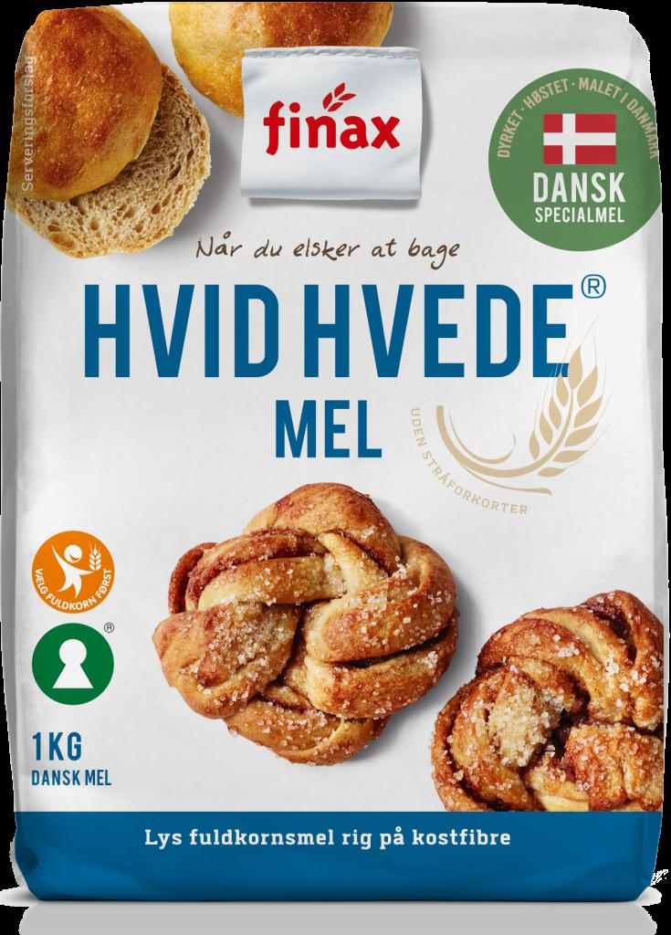 Dansk Hvid Hvede® mel