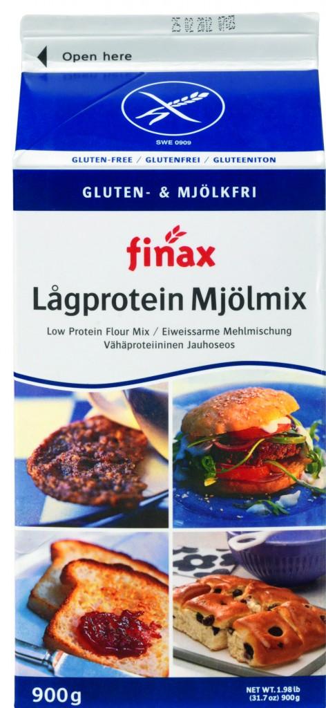 Glutenfri lavprotein Melmix (lactosefri)