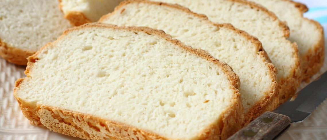 lyst brød