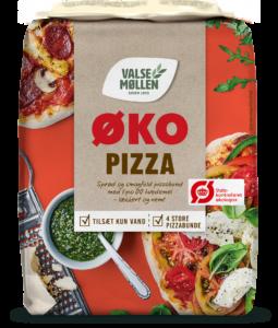økologisk pizza bageblanding