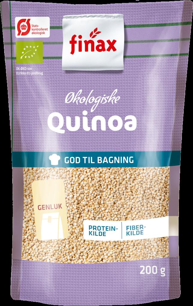 Økologisk Quinoa