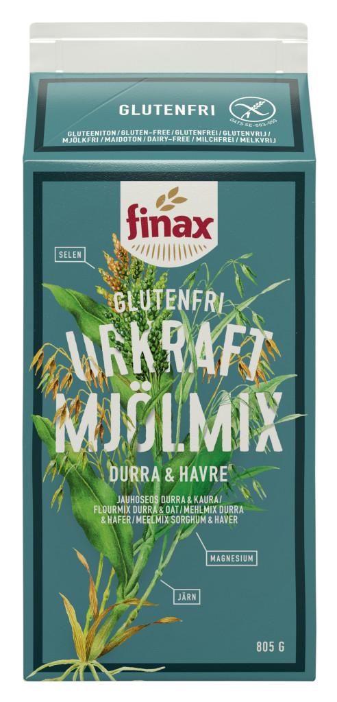 Glutenfri melmix – Durra og havre