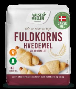 dansk fuldkornshvedemel
