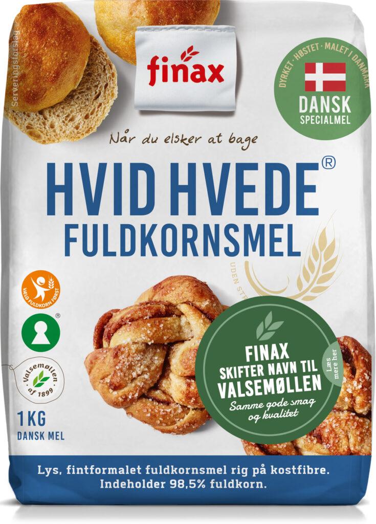 Dansk Hvidhvede Fuldkornsmel Af Høj Kvalitet Køb Melprodukterne