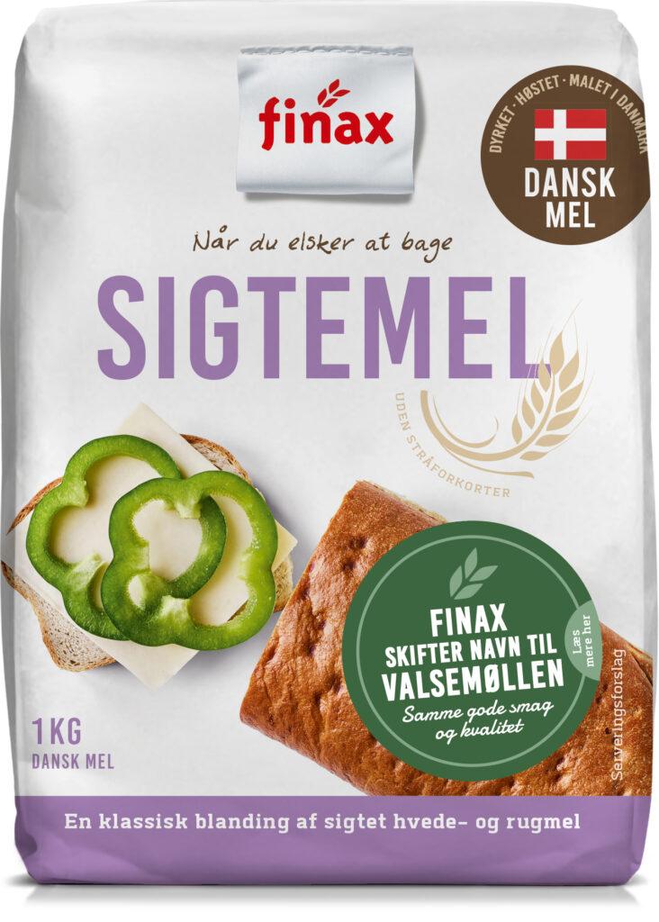 Dansk Sigtemel