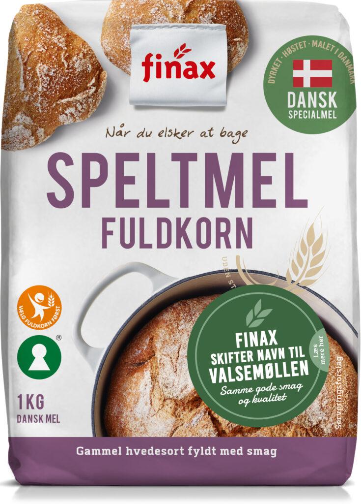 Dansk Speltmel – Fuldkorn