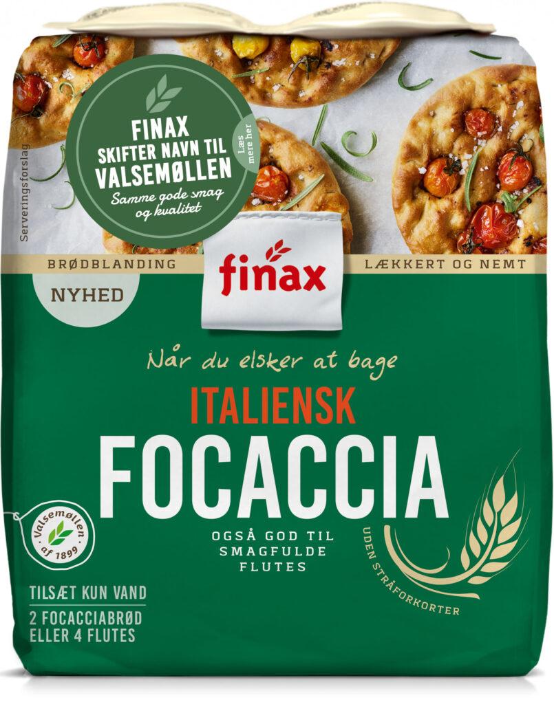 Italiensk Focaccia