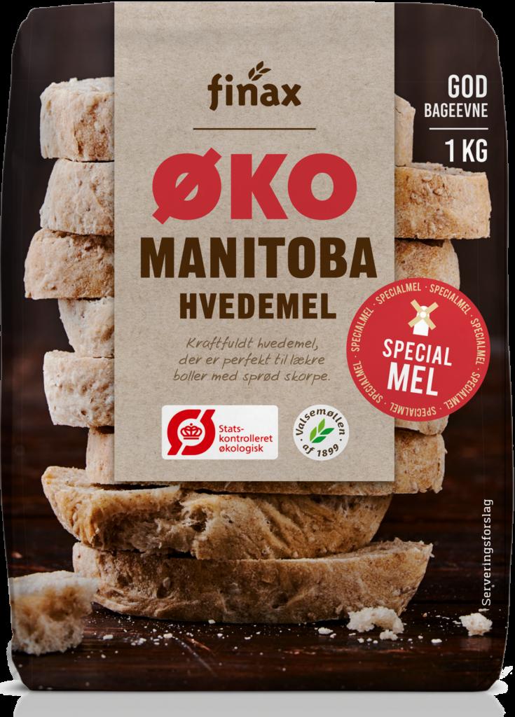 Økologisk Manitoba Hvedemel