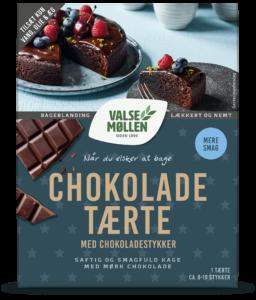 chokoladetærte bageblanding