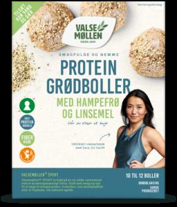 proteingrødboller brødblanding