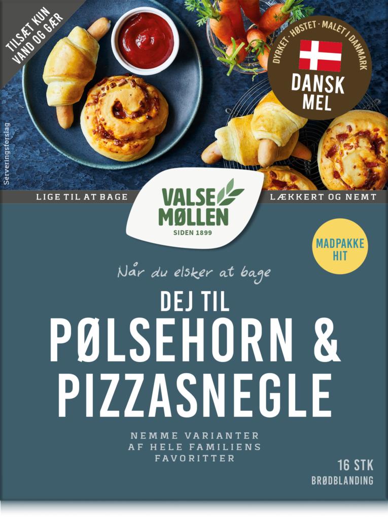 Valsmøllen Pølsehorn & Pizzasnegle