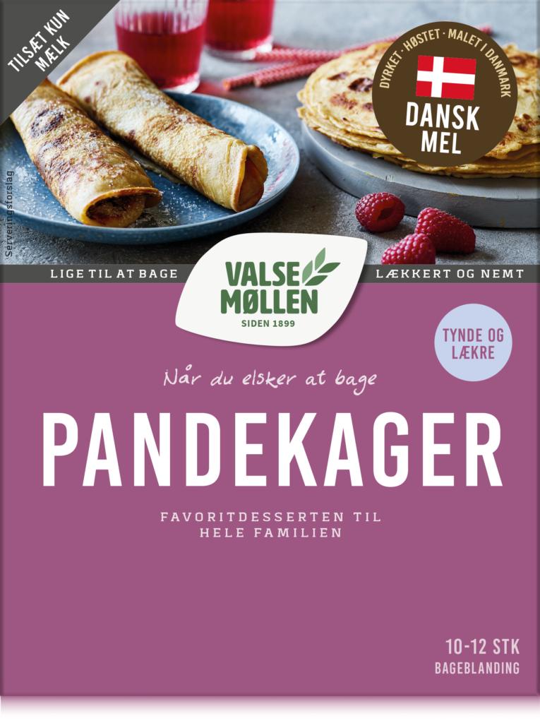 Valsemøllen Pandekager