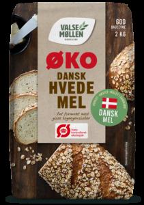 Økologisk dansk hvedemel
