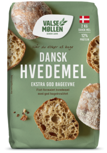 Dansk Hvedemel