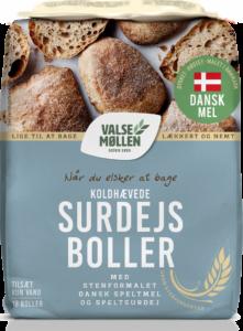 surdejsboller brødblanding