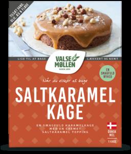 Saltkaramelkage - Bageblanding